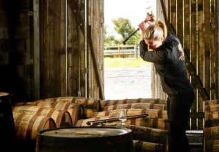 Brand Ambassador for Chapel Gate Whiskey at Cooraclare